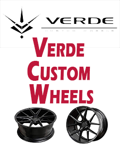 Verde Custom Wheels